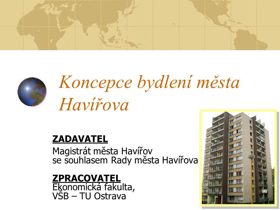 Koncepce bydlení města Havířova