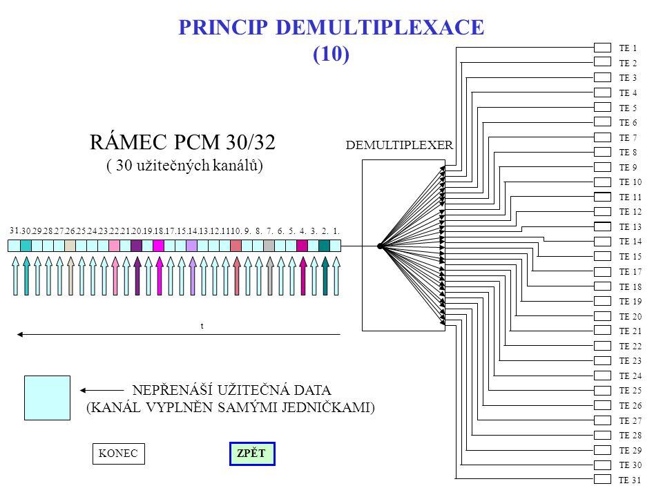 PRINCIP DEMULTIPLEXACE (10)