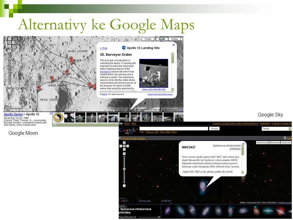 Alternativy ke Google Maps