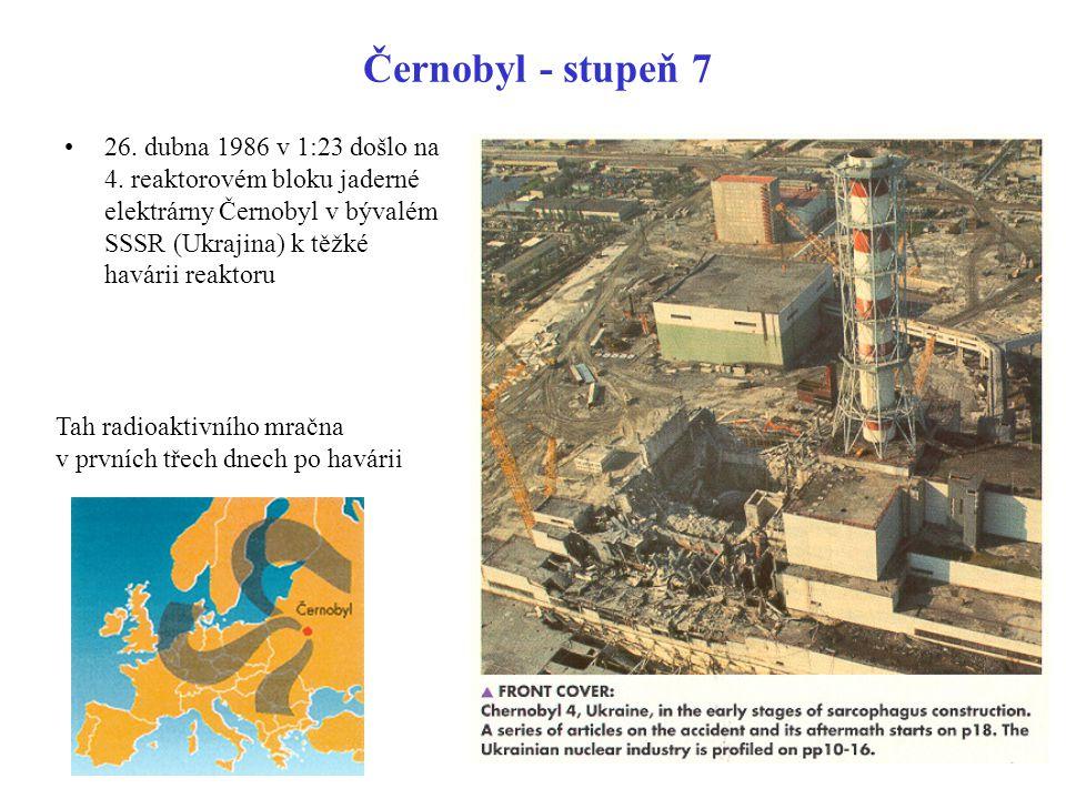 Černobyl - stupeň 7