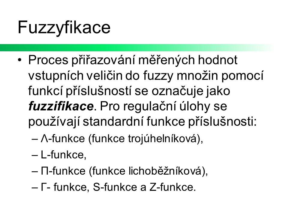 Fuzzyfikace