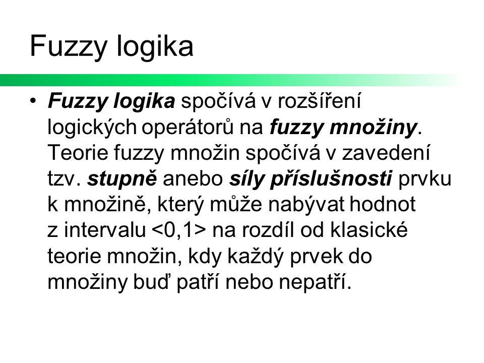 Fuzzy logika