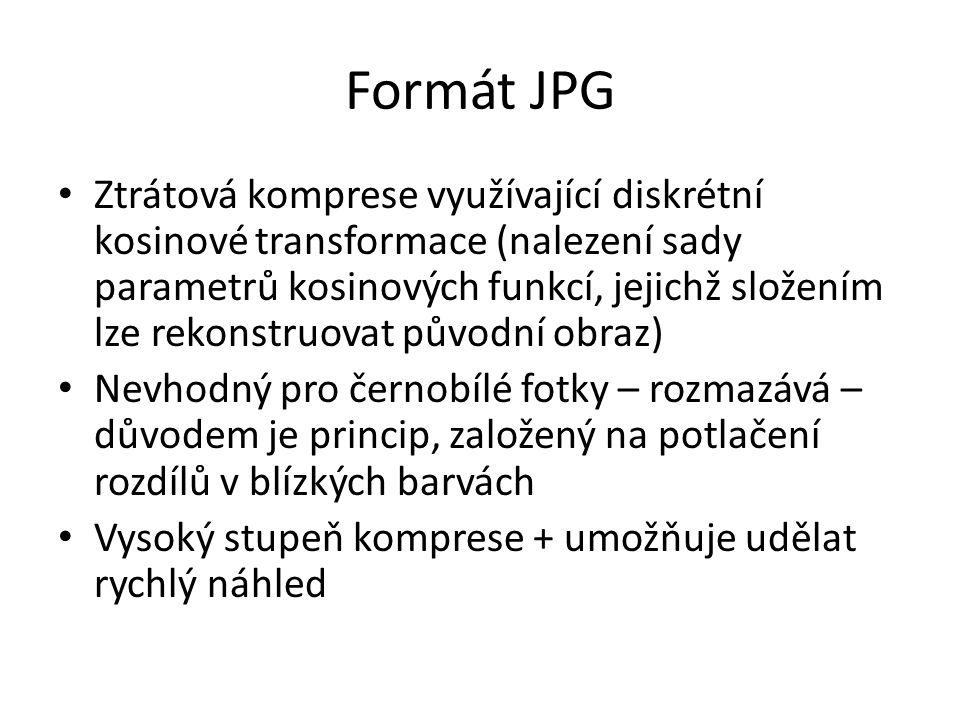 Formát JPG