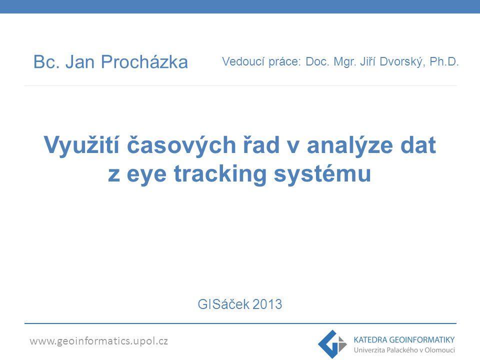 Využití časových řad v analýze dat