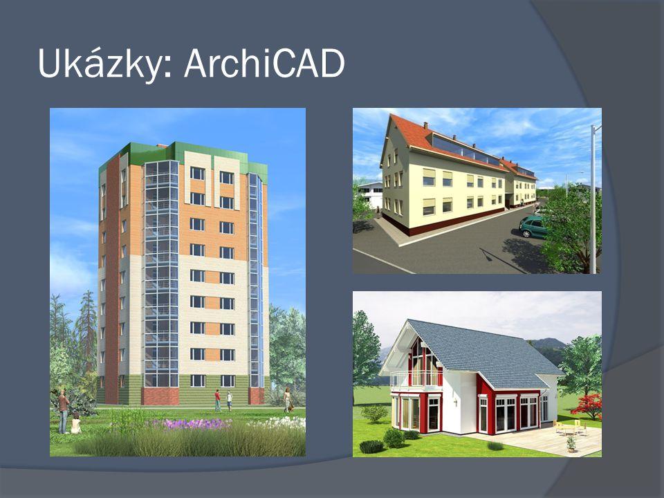 Ukázky: ArchiCAD