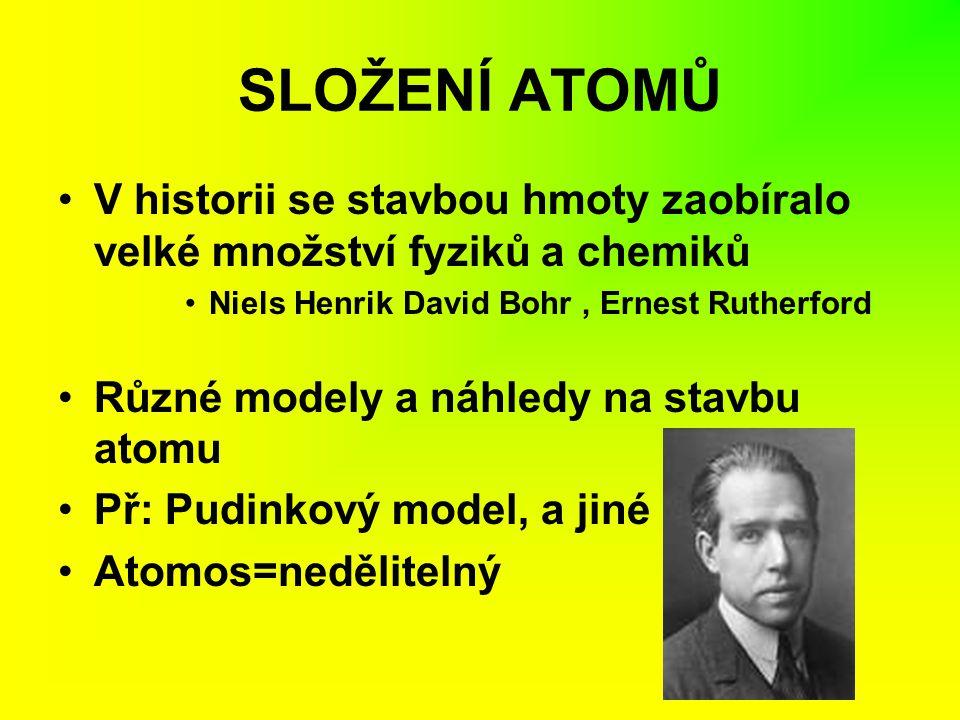 Niels Henrik David Bohr , Ernest Rutherford