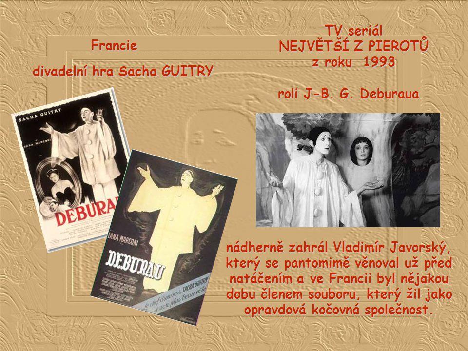 divadelní hra Sacha GUITRY