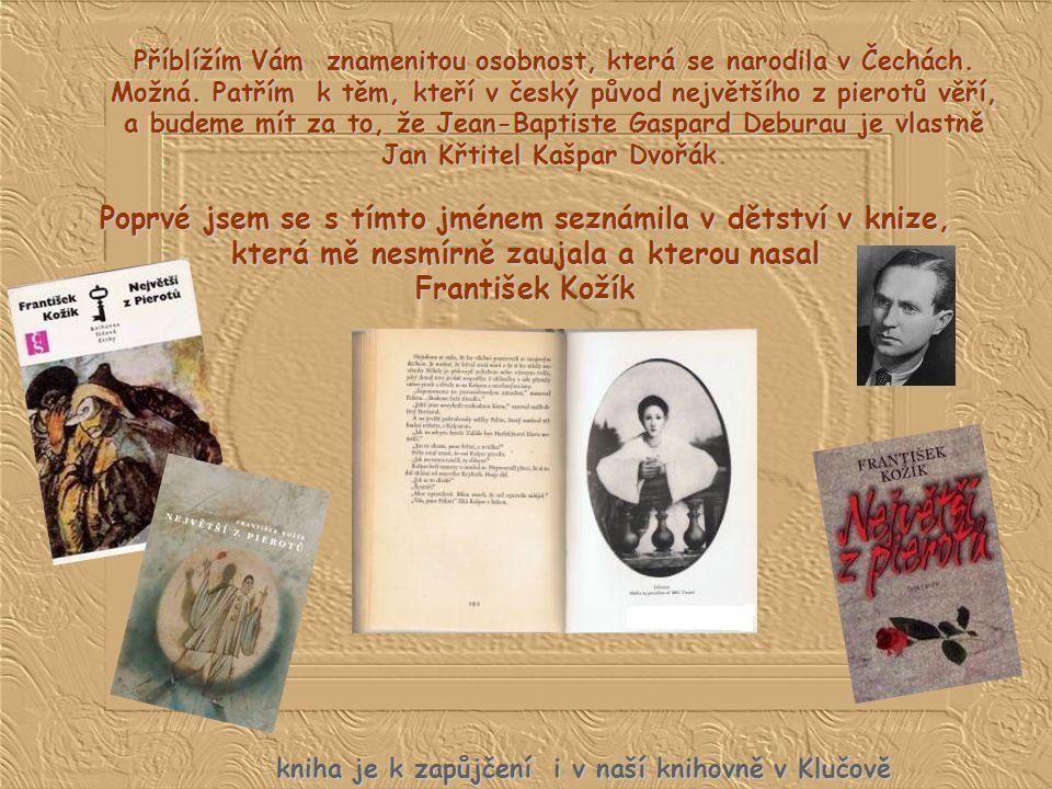 kniha je k zapůjčení i v naší knihovně v Klučově