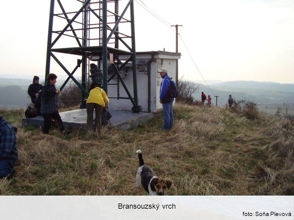 Bransouzský vrch foto: Soňa Plevová