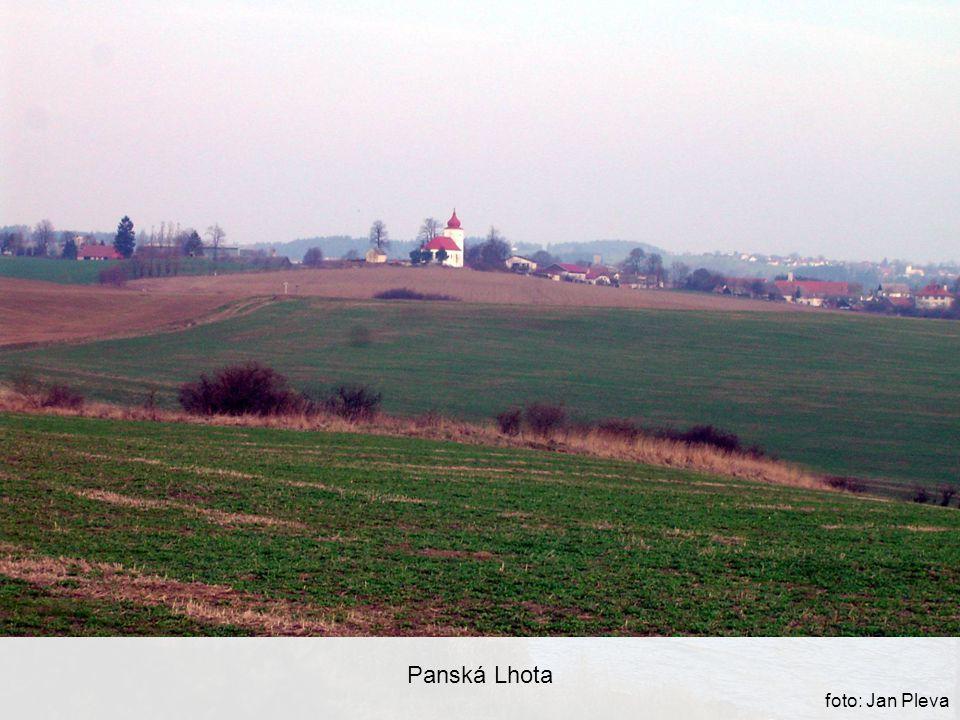Panská Lhota foto: Jan Pleva