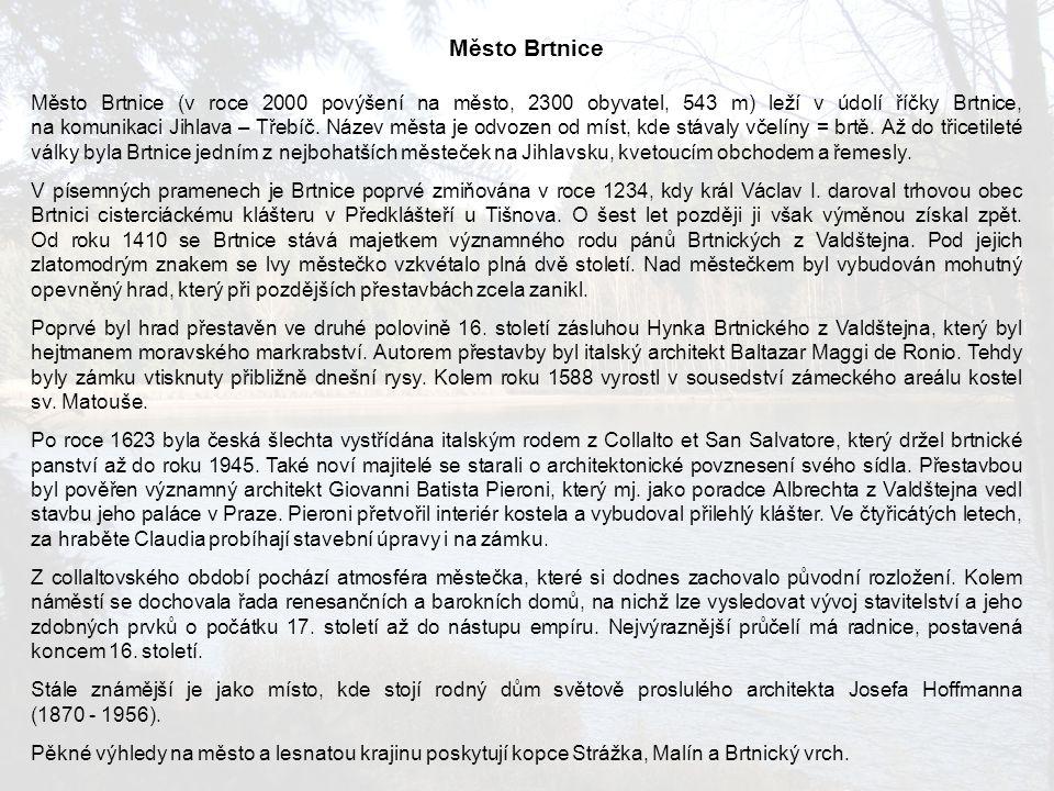 Město Brtnice