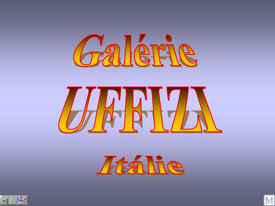 Galérie UFFIZI Itálie
