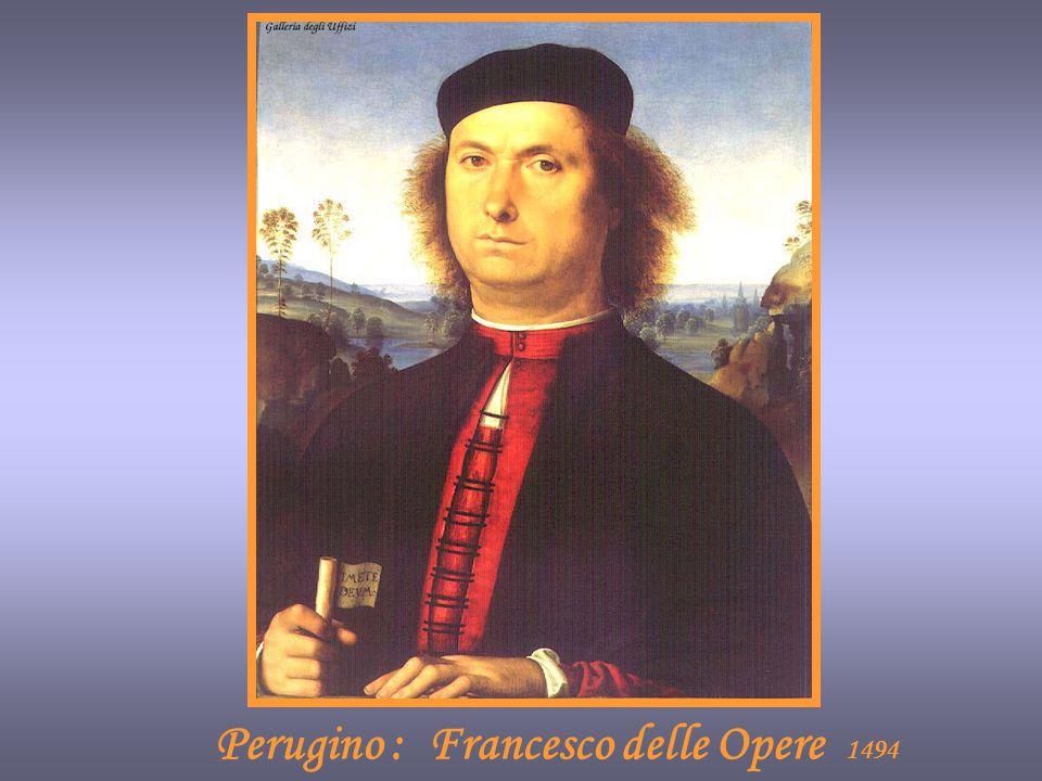 Perugino : Francesco delle Opere 1494