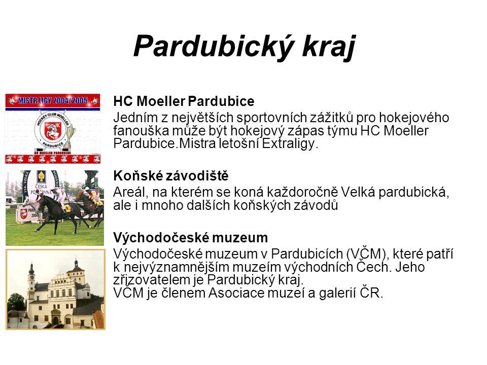 Pardubický kraj HC Moeller Pardubice