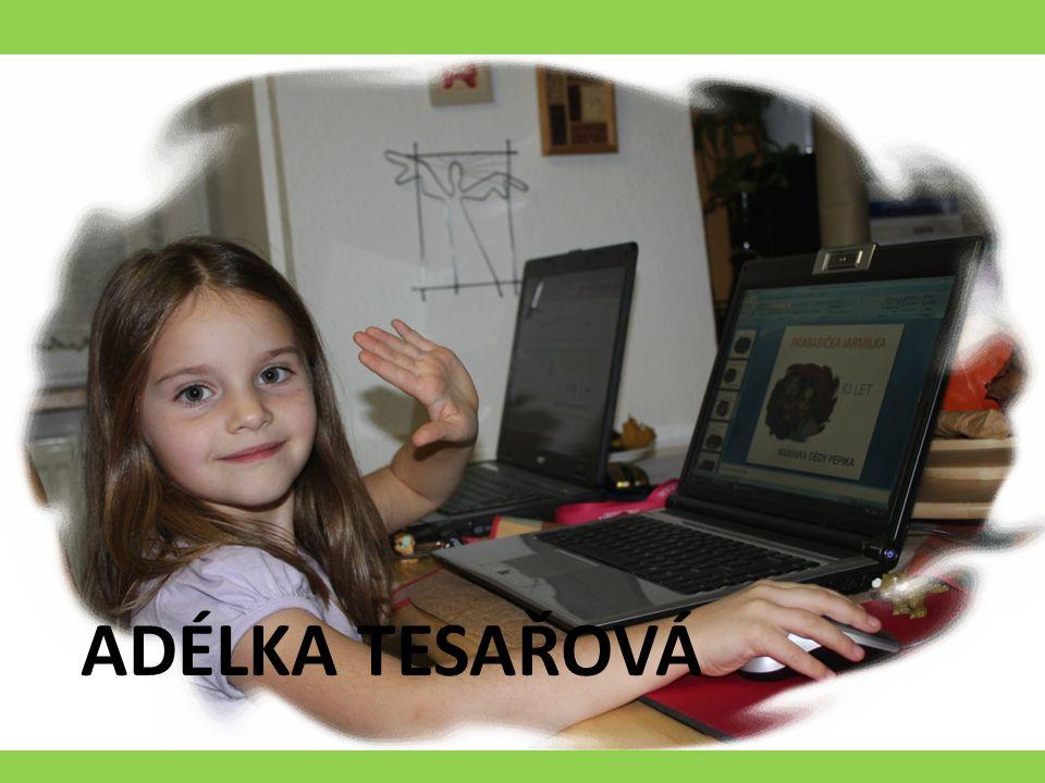 ADÉLKA TESAŘOVÁ