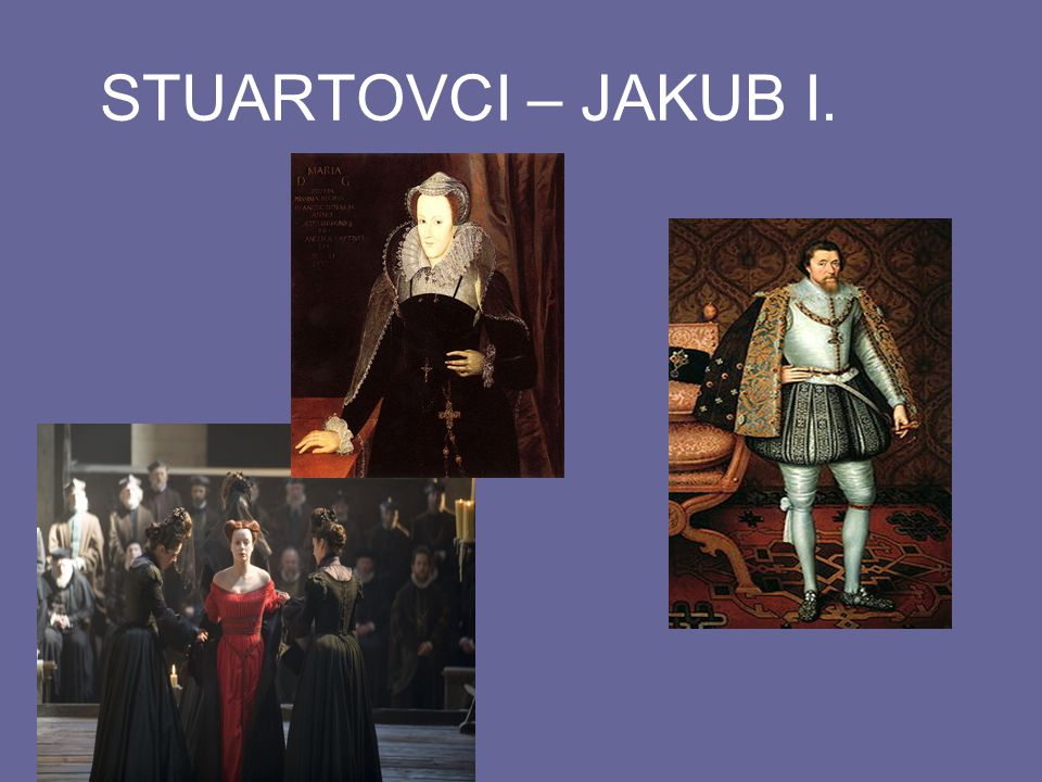 STUARTOVCI – JAKUB I.