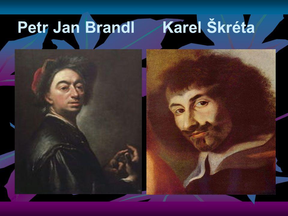 Petr Jan Brandl Karel Škréta