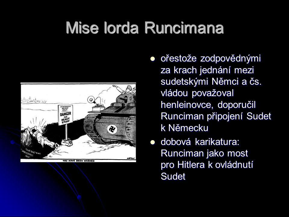 Mise lorda Runcimana