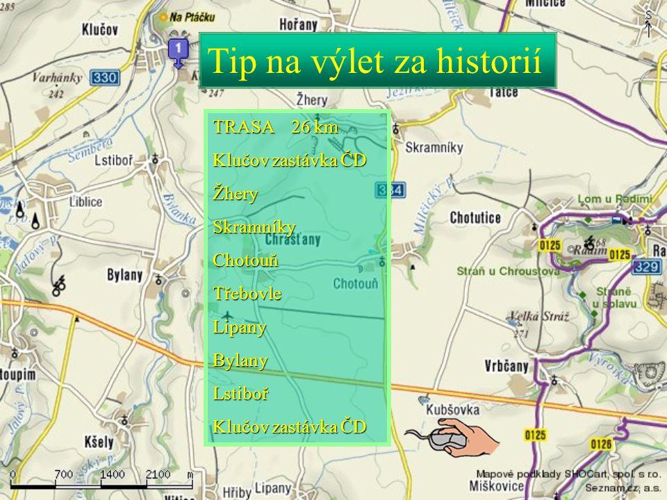 Tip na výlet za historií