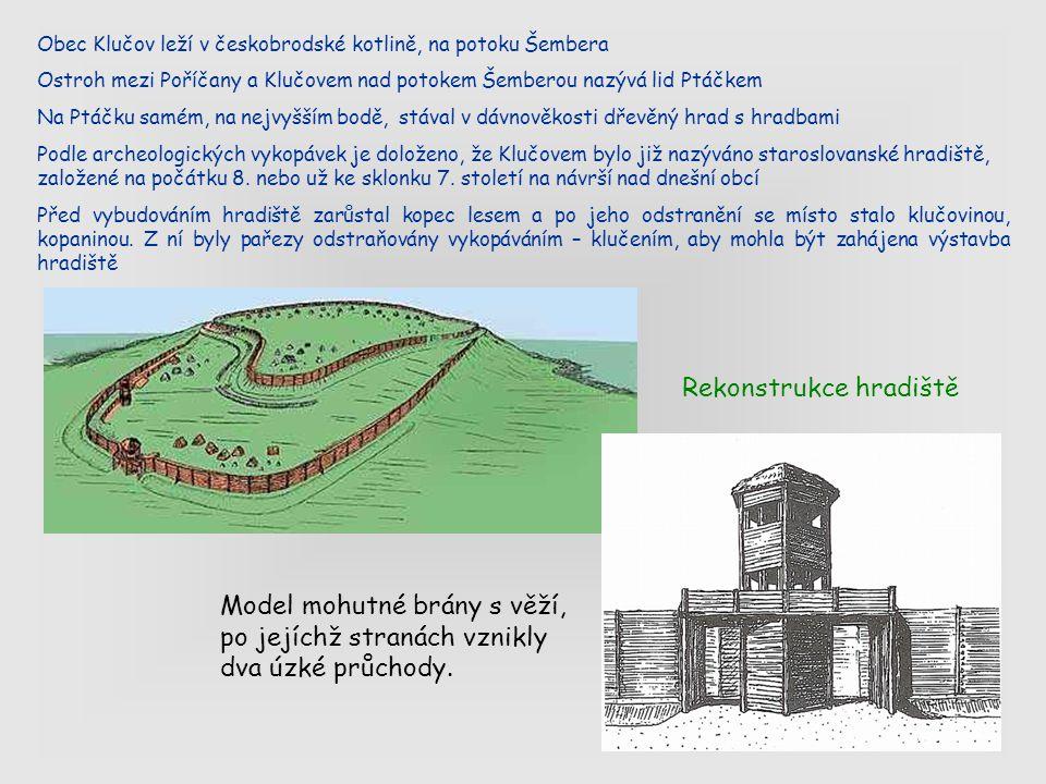 Rekonstrukce hradiště