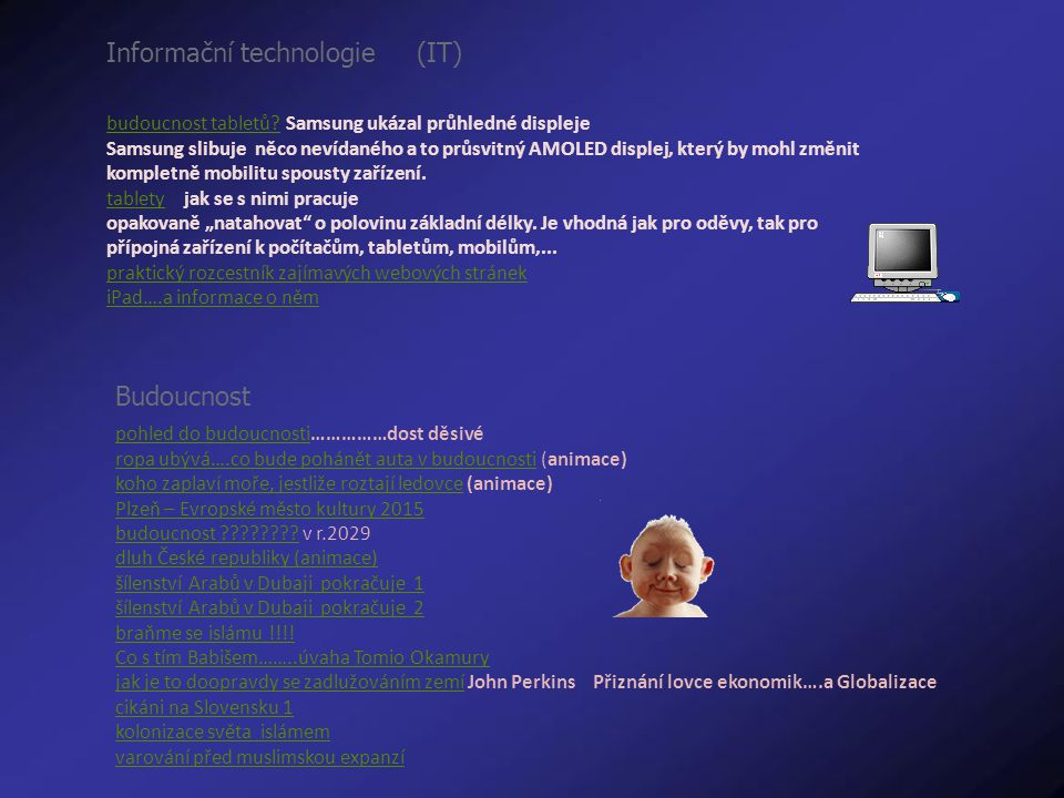 Informační technologie (IT)