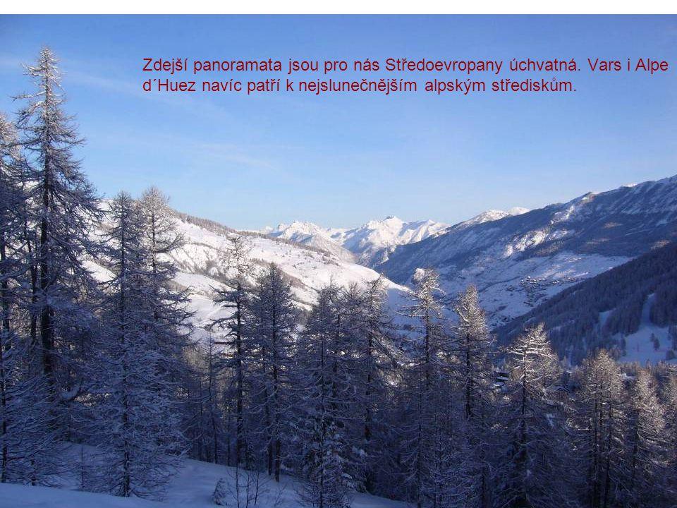 Zdejší panoramata jsou pro nás Středoevropany úchvatná
