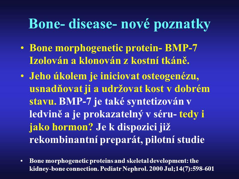 Bone- disease- nové poznatky