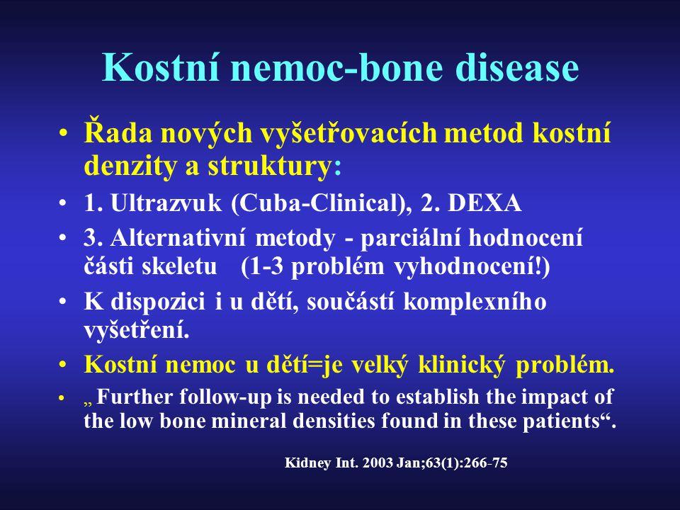 Kostní nemoc-bone disease