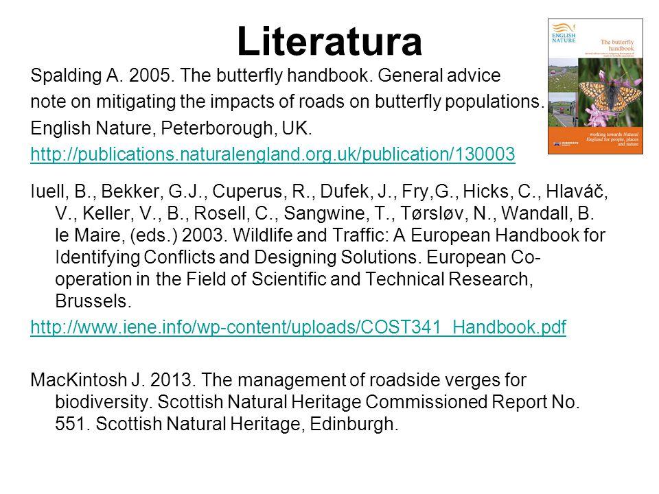 Literatura Web: IENE – Infra EcoNetwork of Europe