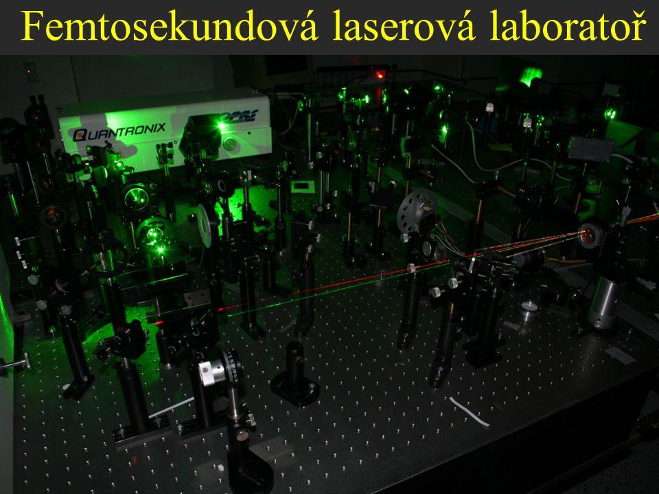 Femtosekundová laserová laboratoř