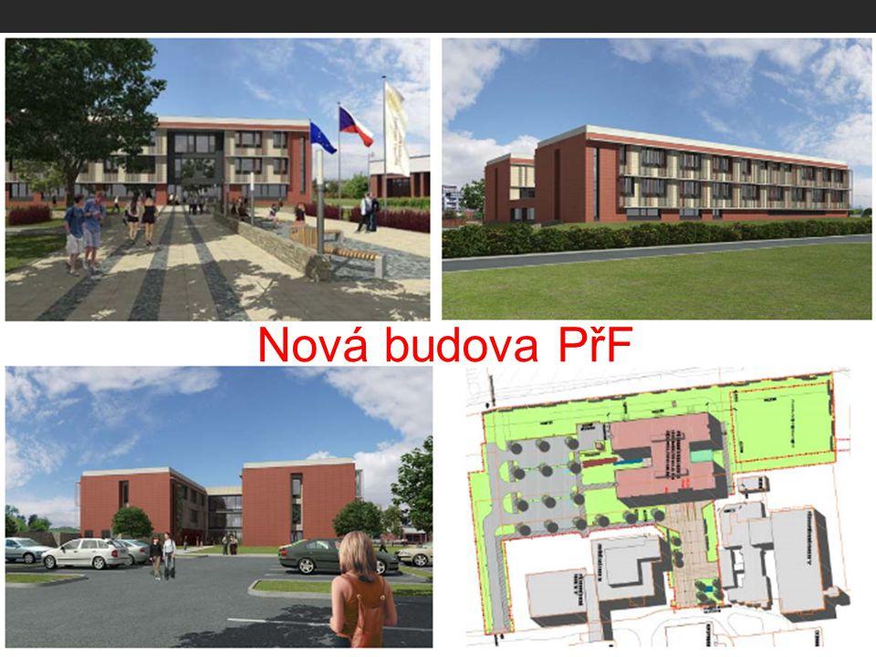 Nová budova PřF 3