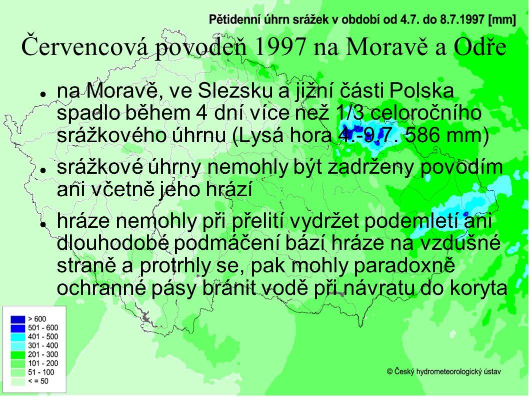 Červencová povodeň 1997 na Moravě a Odře