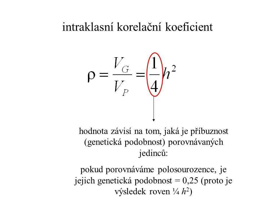 intraklasní korelační koeficient