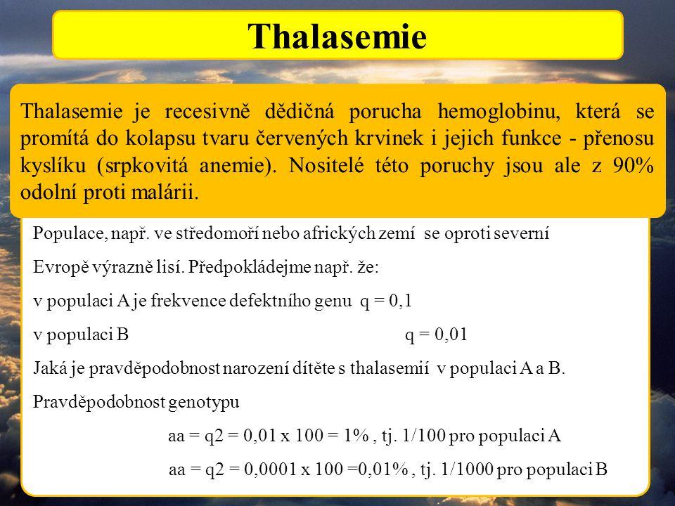 Thalasemie