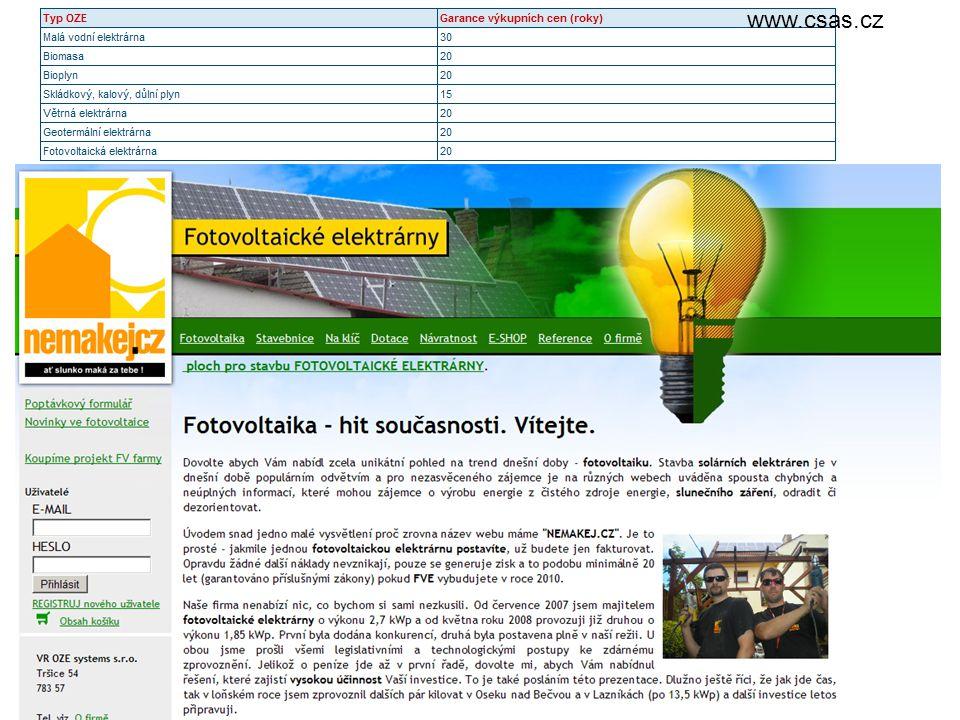 www.csas.cz