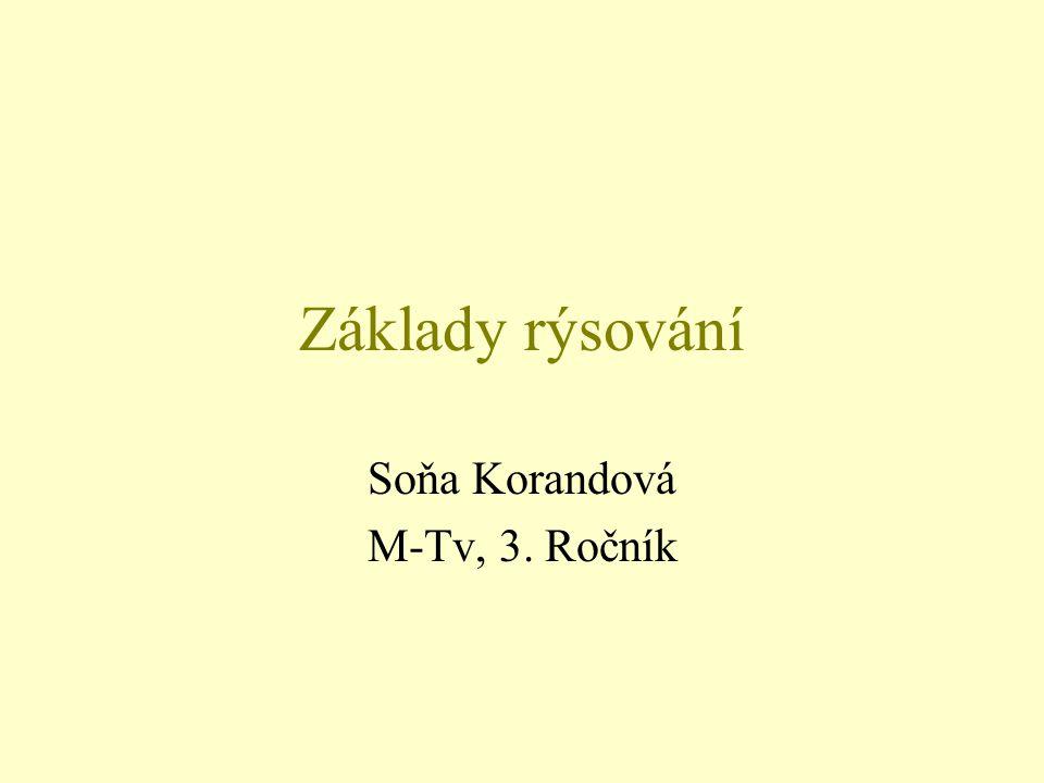 Soňa Korandová M-Tv, 3. Ročník