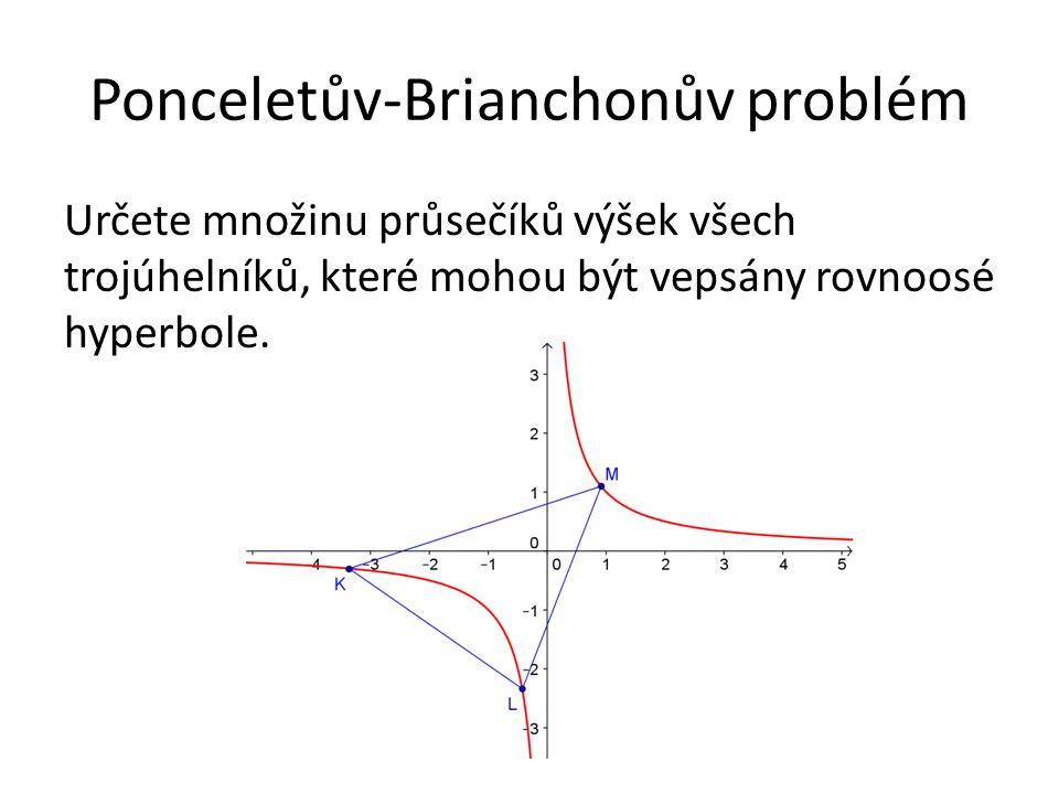 Ponceletův-Brianchonův problém