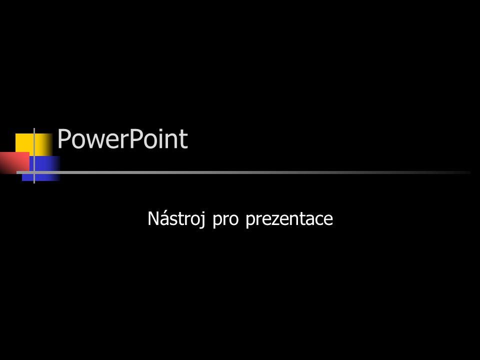 Nástroj pro prezentace