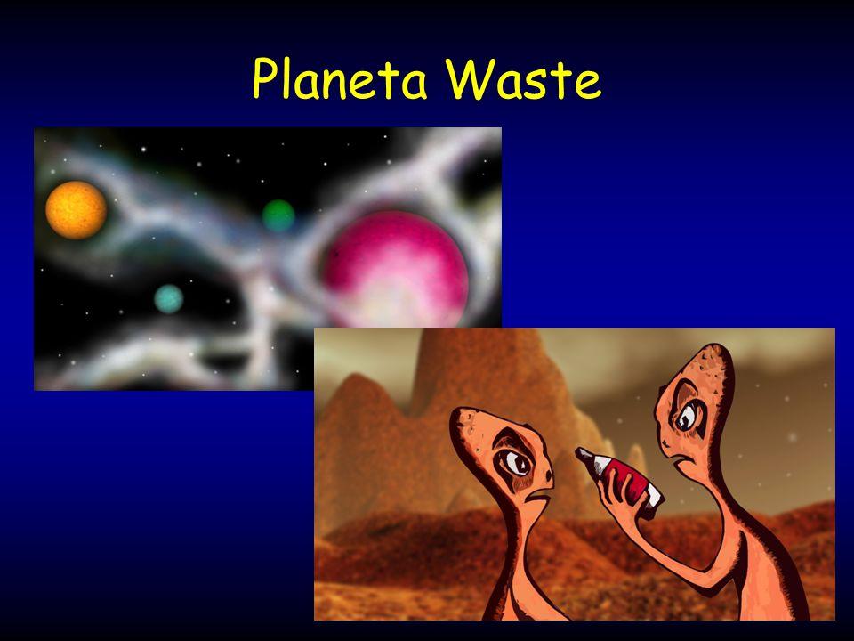 Planeta Waste