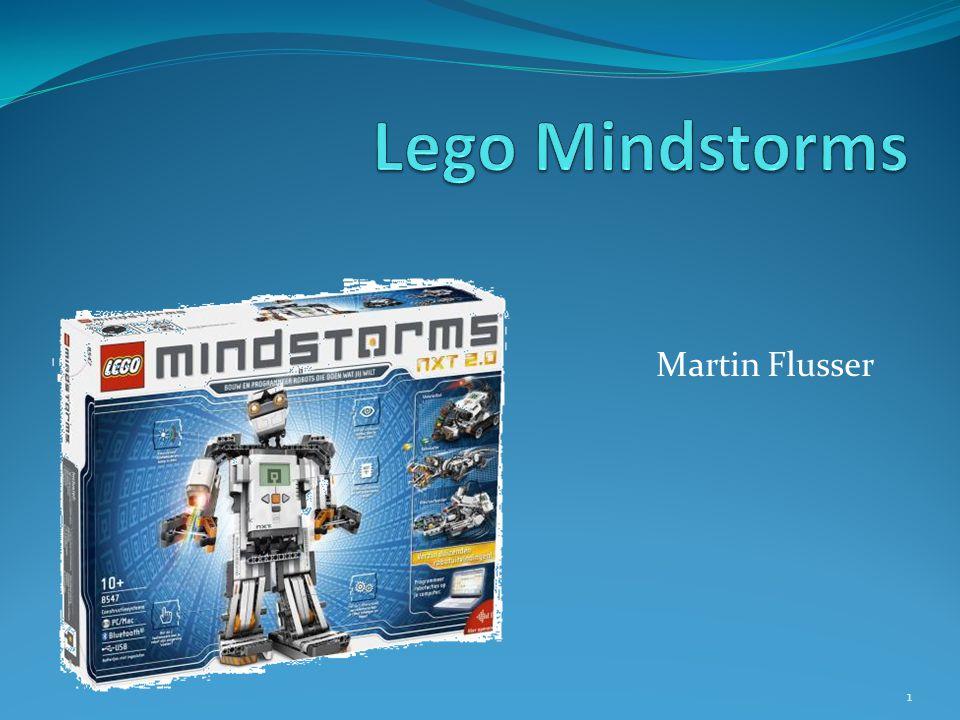 Lego Mindstorms Martin Flusser