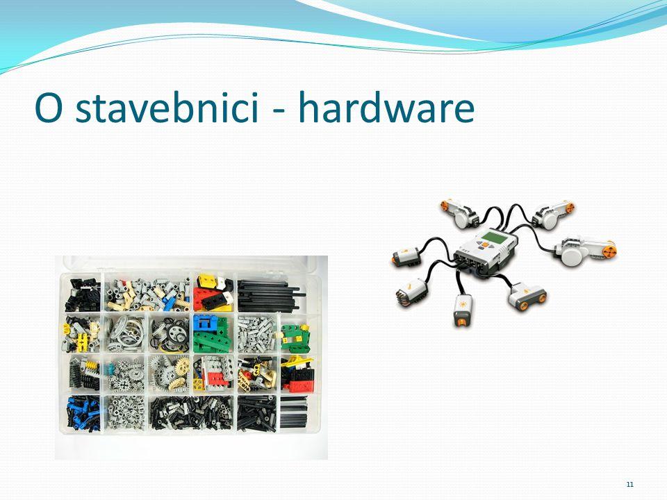 O stavebnici - hardware