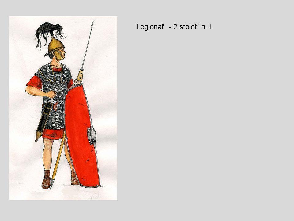 Legionář - 2.století n. l.