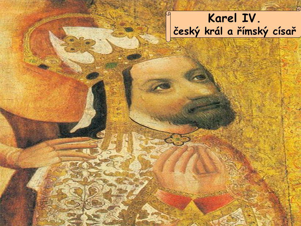 český král a římský císař