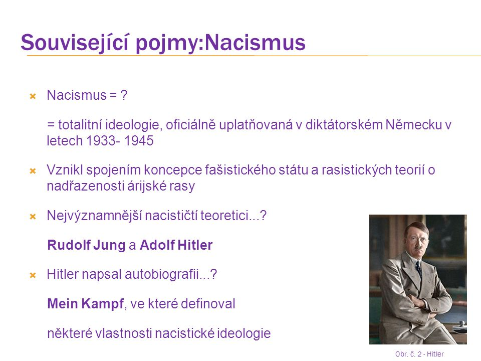 Související pojmy:Nacismus