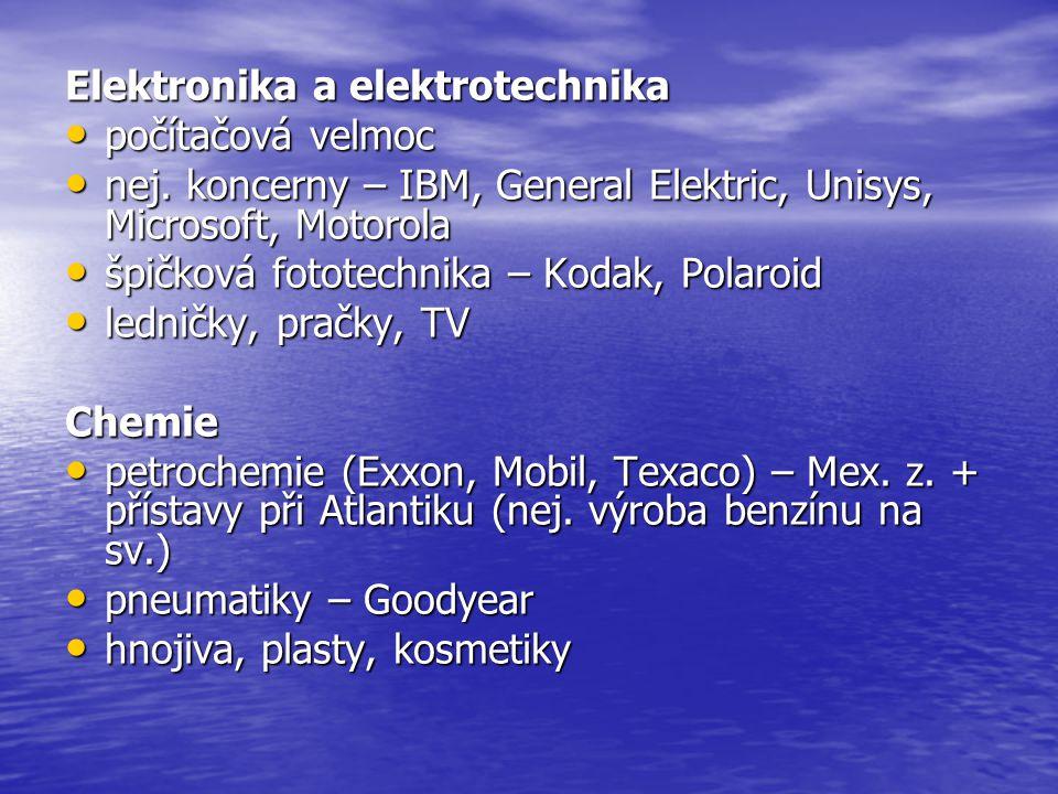 Elektronika a elektrotechnika