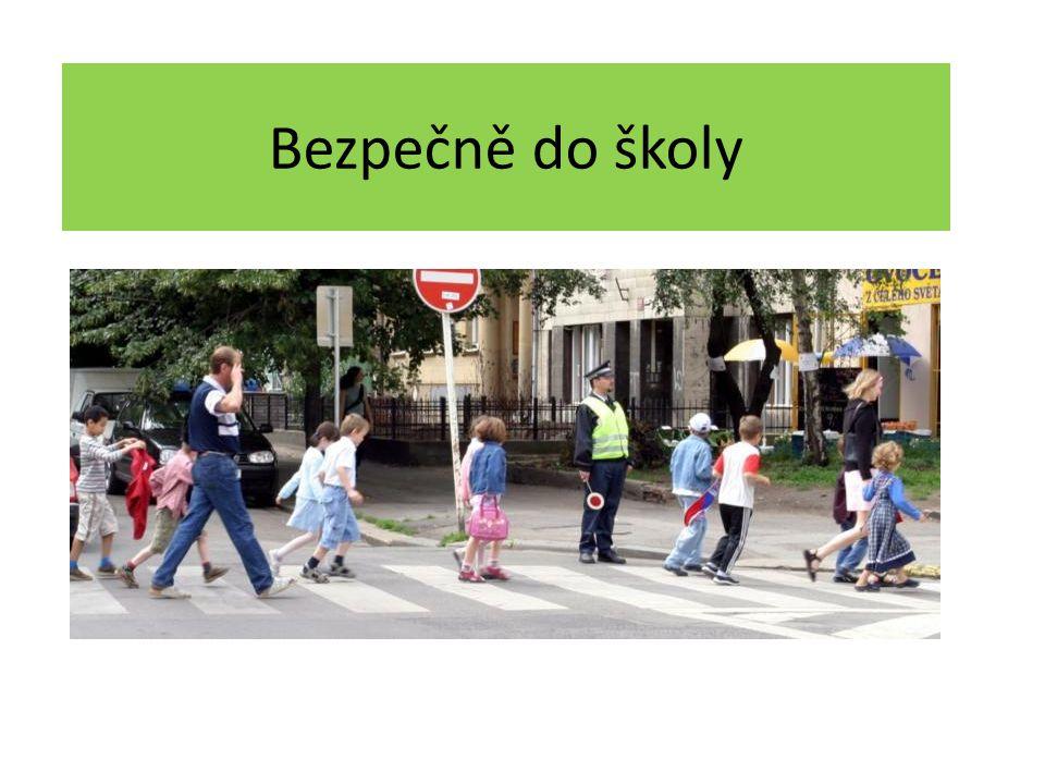 Bezpečně do školy