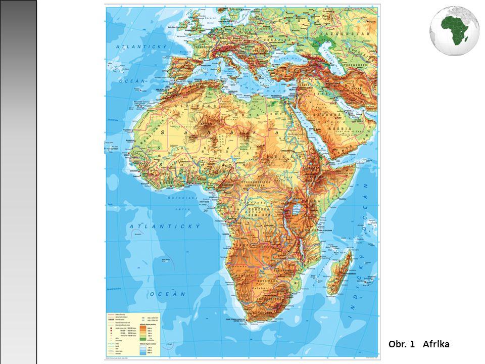 http://www.ucebne-pomocky.sk/produkt/407/mapa-afriky Obr. 1 Afrika
