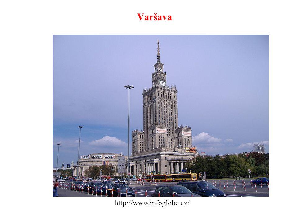 Varšava http://www.infoglobe.cz/