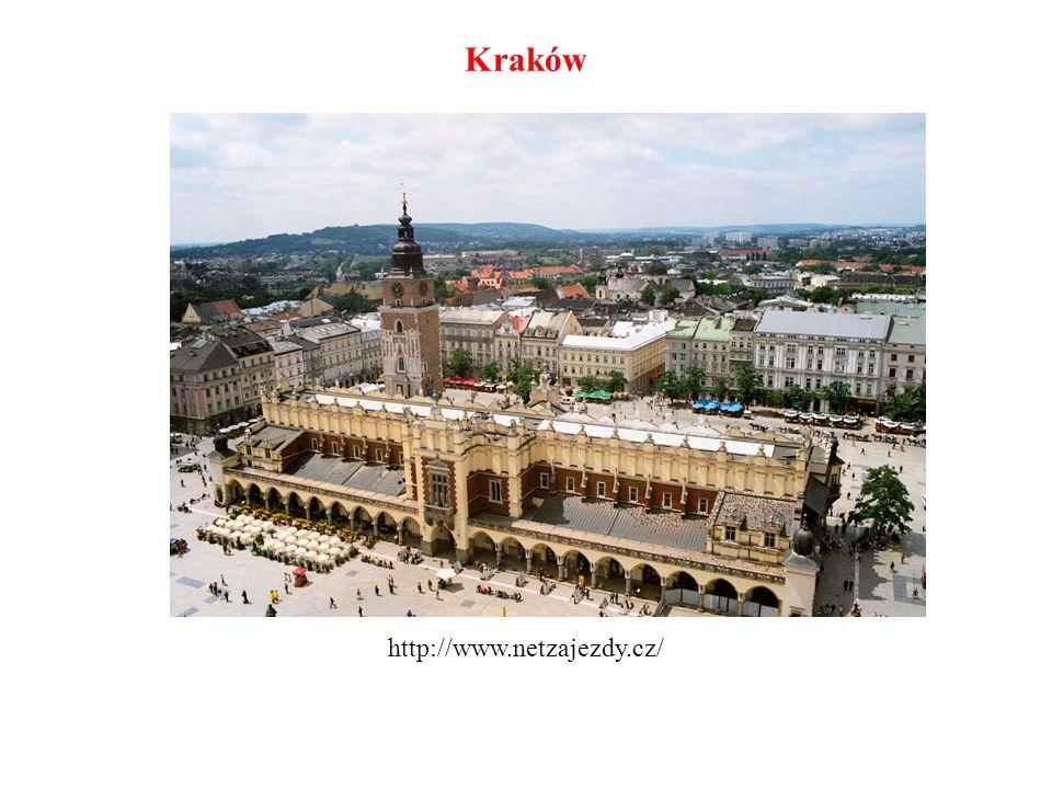 Kraków http://www.netzajezdy.cz/