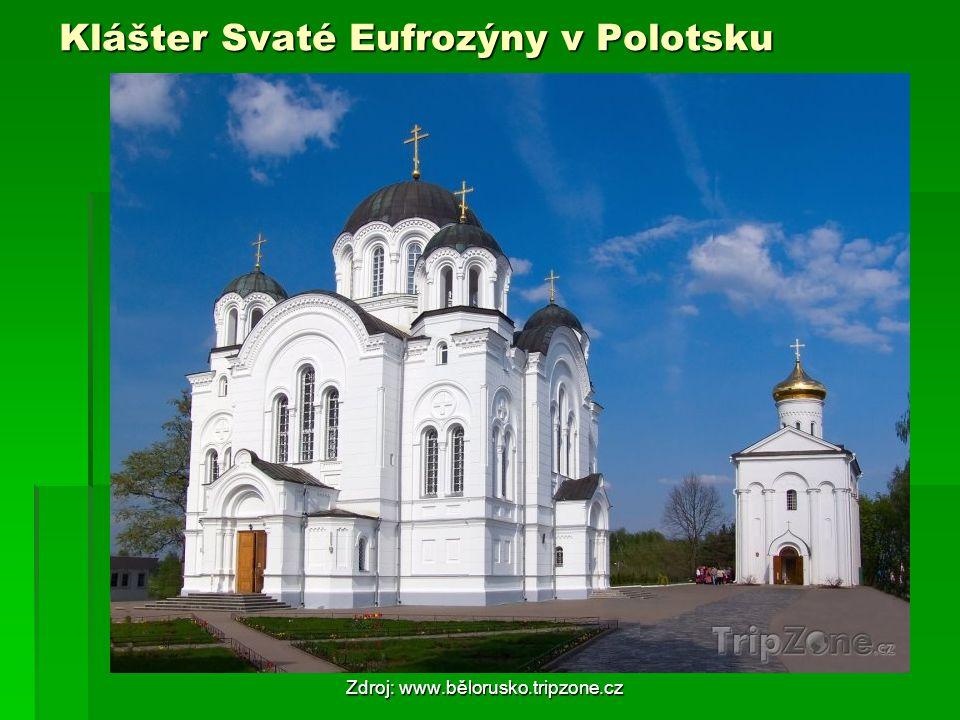 Klášter Svaté Eufrozýny v Polotsku